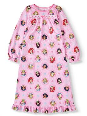 Disney Princess Girl's Pajama Nightgown (Little Girls & Big Girls)