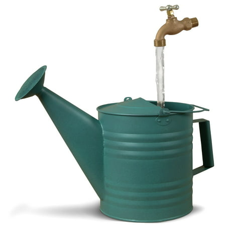 Universal Home and Garden WC-5 Fantasy Fountains Weathered Copper Watering Can Fountain