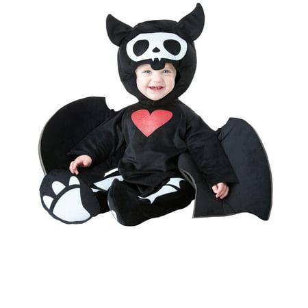Diego The Bat Skelanimals Toddler/Infant Boys Halloween Costume (Diego's Halloween)