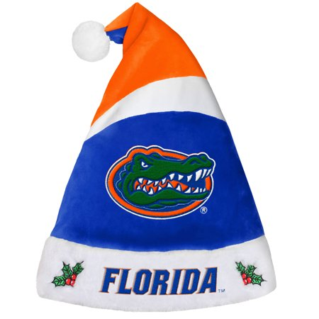 Florida Gators Official NCAA Holiday Christmas Santa Hat by Forever Collectibles 455790