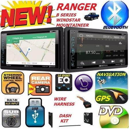 FORD MERCURY MAZDA GPS NAVIGATION SYSTEM BLUETOOTH DVD CD USB CAR Radio  Stereo