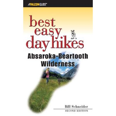 Best Easy Day Hikes Absaroka-Beartooth Wilderness - (Best Huffy Easy Day Hikes Austins)