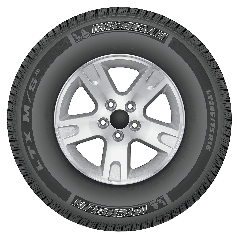 Michelin LTX M/S 2 Highway Tire LT275/65R20/E 126/123R