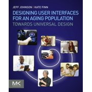 Designing User Interfaces for an Aging Population - eBook