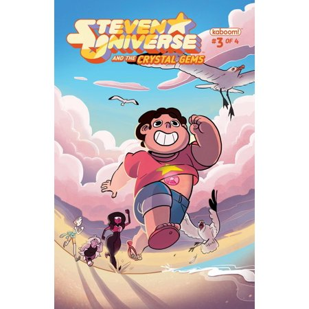 Steven Universe & The Crystal Gems #3 - eBook (Steven Universe And The Crystal Gems 4)