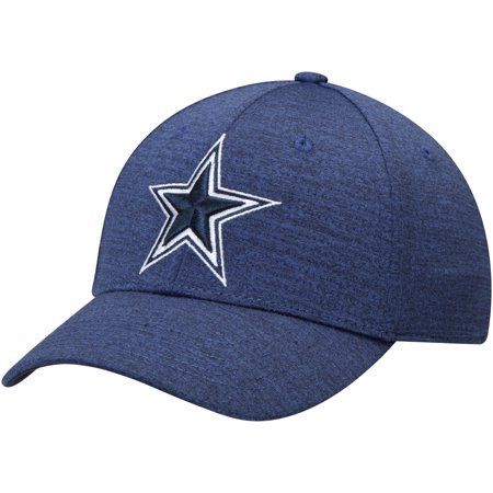 Dallas Cowboys Woodley Flex Hat - Heathered Navy - Dallas Cowboys Bucket