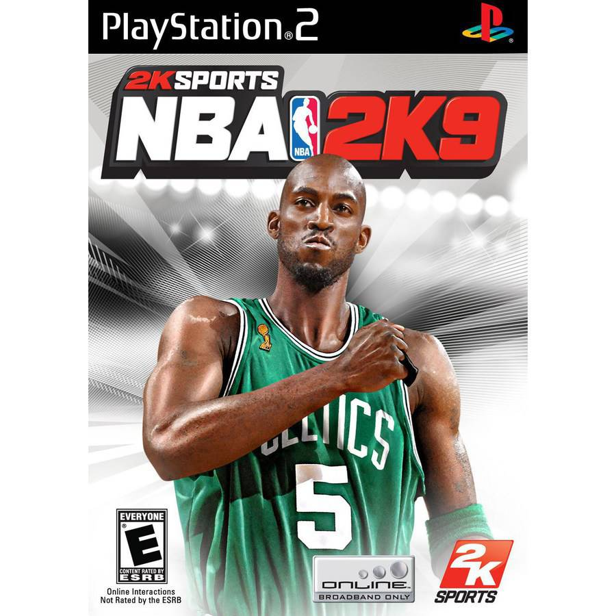 Nba 2k9 (ps2) - Pre-owned