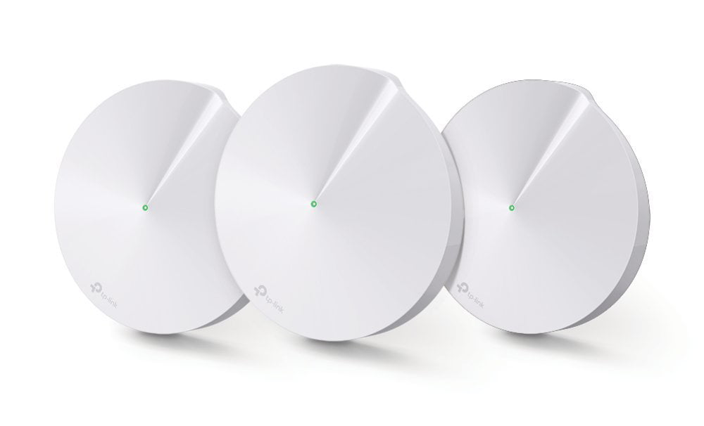TP-Link Deco M5 Router Replacement- Mesh Wifi 3-Pack by TP-Link