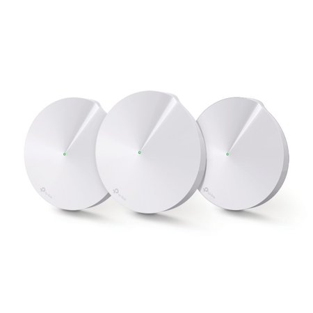 TP-Link Deco Whole Home Mesh WiFi System ? Homecare Support, Seamless Roaming, Dynamic Backhaul, Adaptive Routing, Up to 5,500 sq. ft. Coverage (M5)