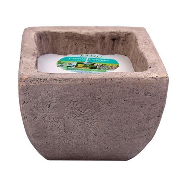 Patio Essentials 20282 Stone Terracotta Mosquito Repellen...