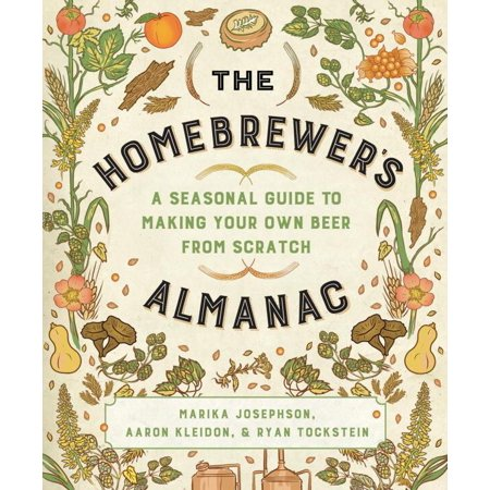 The Homebrewer's Almanac (Paperback)