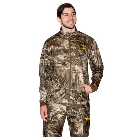 Men's Techshell Jacket - Realtree Max 1 Xtra
