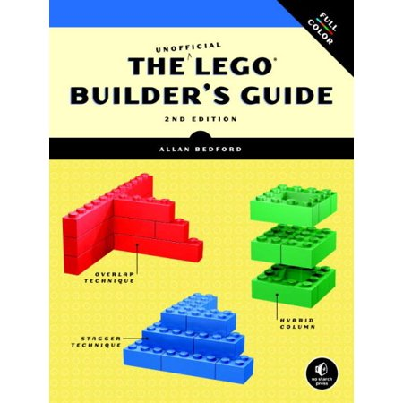 Builder Soft Toy - The Unofficial Lego Builder's Guide, 2nd Edition (Paperback)