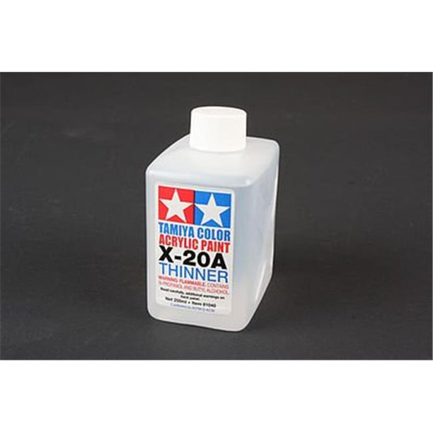 Tamiya Super Large Bottle Acrylic Paint X-20A Acrylic Thinner