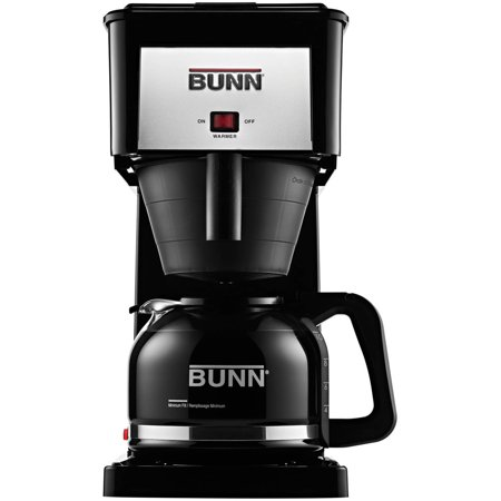 Bunn Grb D Velocity Brew 10 Cup Coffee Brewer  Black  High Altitude  38300 0065