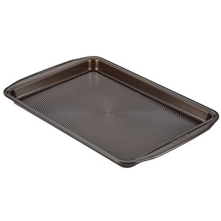 Circulon Nonstick Bakeware 10-Inch x 15-Inch Cookie Pan, Chocolate - Circulon Non Stick Bakeware
