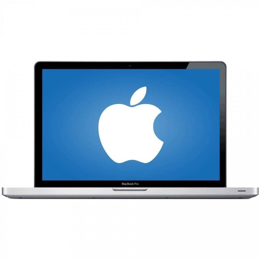 "Grade A Refurbished Apple Silver 13.3"" MacBook Pro with Intel Core i5-3210M Processor, 4GB Memory, 500GB Hard Drive and Mac OS X 10.10.5"