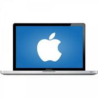 "Grade A Refurbished Apple Silver 13.3"" MacBook Pro with Intel Core i5-3210M Processor, 4GB Memory, 500GB Hard Drive and Mac OS X 10.10.5"
