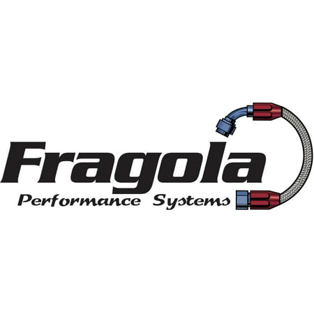 Fragola Performance Systems 360240-BU #4  HOSE ASSEMBLY STR X STR   240