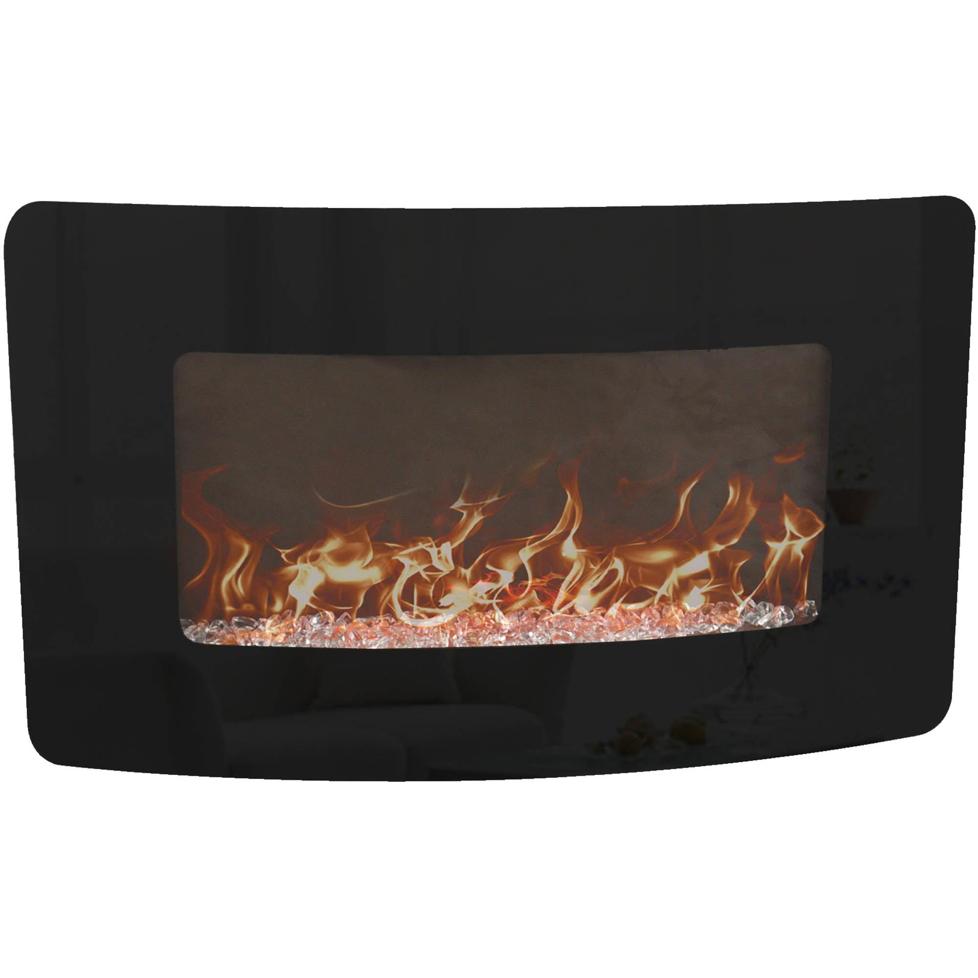 159 99 Flametec 750w 1500w 3d Flame Electric Fireplace