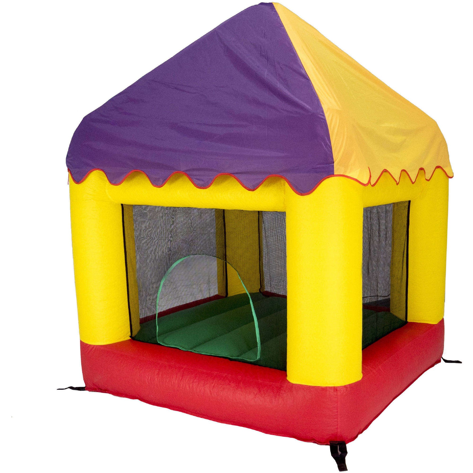 Bazoongi Circus Cover for 6.25' x 6' Bounce House (Cover ...