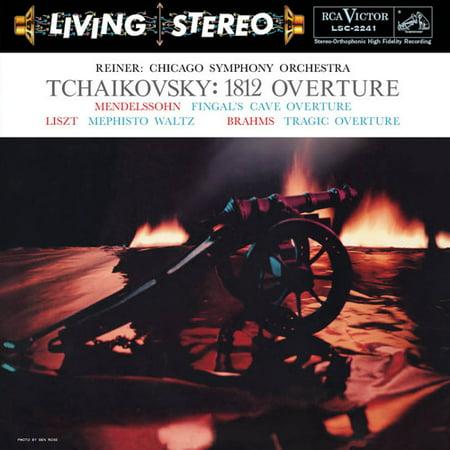 Tchaikovsky: 1812 Overture (Vinyl)