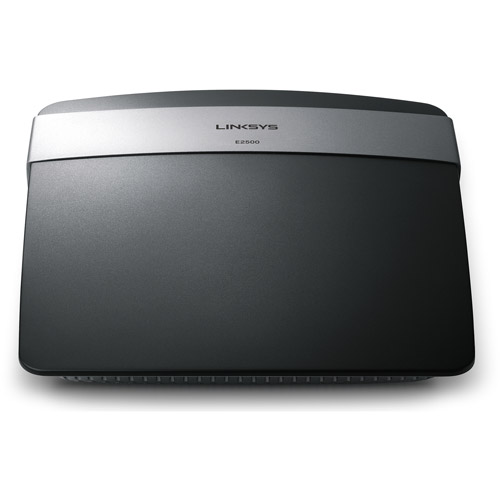 Linksys N600- Dual Band N Router