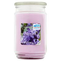 Mainstays Lilac Breeze Single-Wick 20 oz. Jar Candle