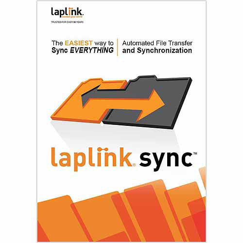 Laplink Software PAFGWSYN7P0RTDML Sync, 1 PC (Digital Code)