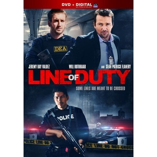 Line Of Duty (DVD + Digital Copy) (With INSTAWATCH) (Widescreen)