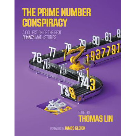 The Prime Number Conspiracy : The Biggest Ideas in Math from Quanta - Halloween Math Center Ideas