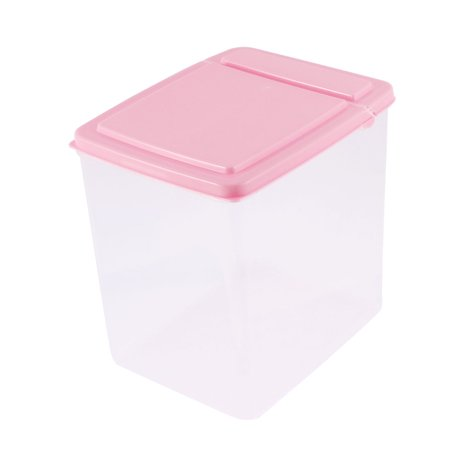 Home Plastic Food Storage Box Container 165mmx125mmx160mm 2.6L Clear - Unique Halloween Food Ideas