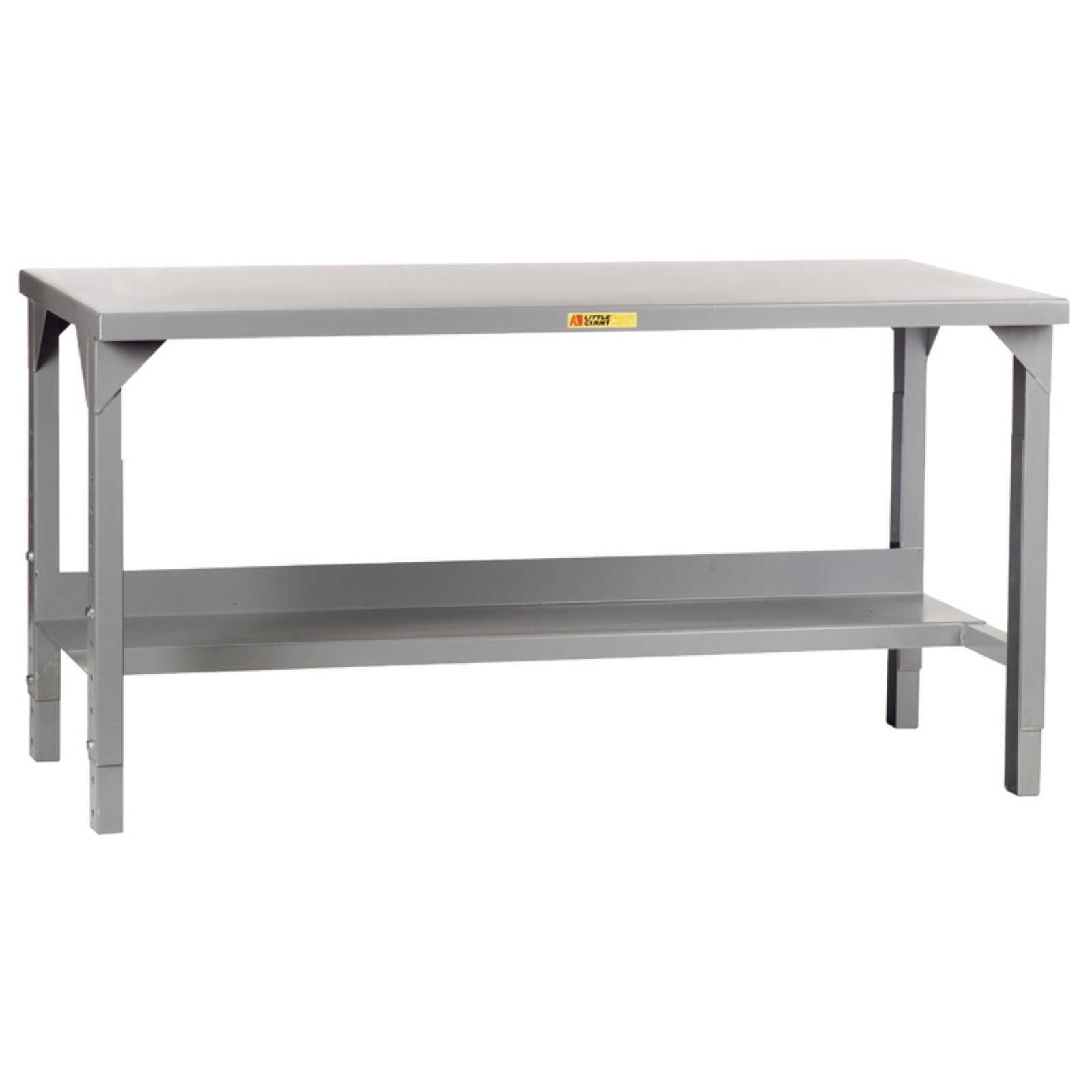 Little Giant 3000 lb. Adjustable Height Workbench by Brennan Equipment and Manufacturing Inc