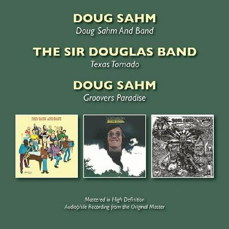 Doug Sahm & Band / Texas Tornado / Groovers (CD)