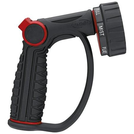 Orbit Thumb Control Contractor Turret Pistol Spray Nozzle