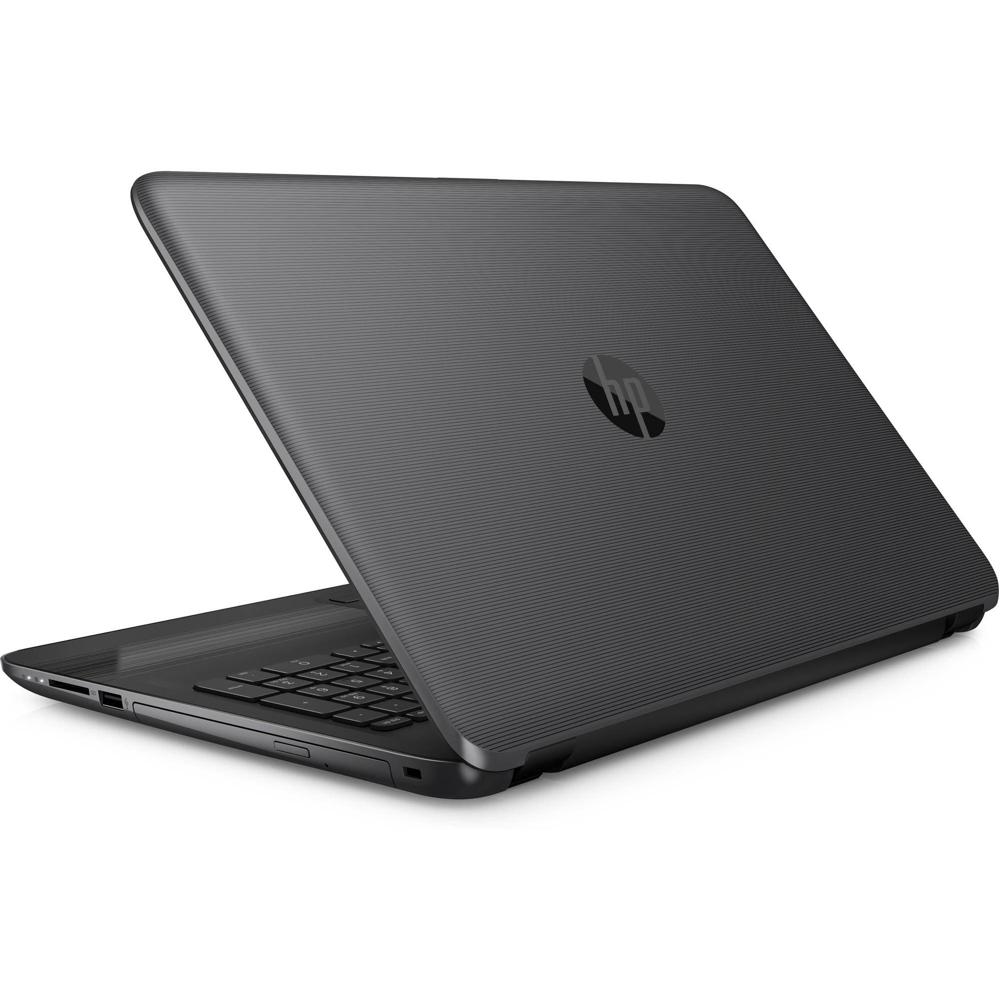 """HP 250 G5 15.6"""" Laptop, Windows 10 Pro, Intel Core I5-6200U Processor, 4GB RAM, 500GB Hard Drive"""