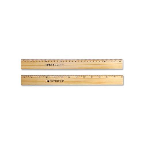 Westcott Double Metal Edge Ruler ACM05228