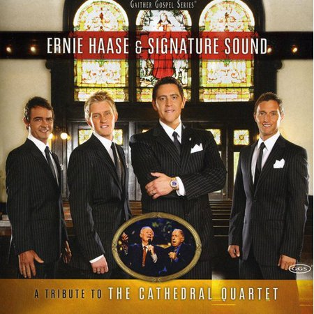 Cathedral Music (A Tribute To The Cathedral Quartet (CD) )