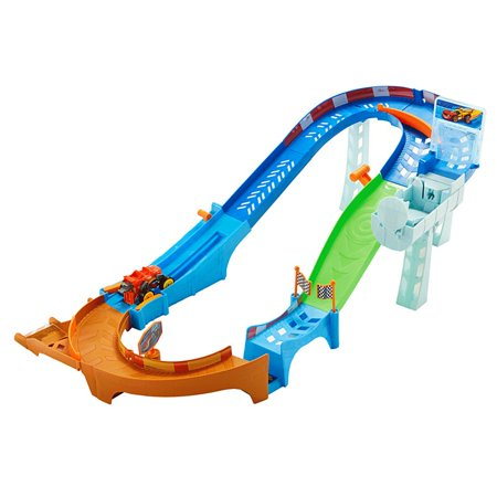 Fisher-Price Nickelodeon Blaze and the Monster Machines Flip & Race Speedway - Replacement Blaze - Fischer Race Skis