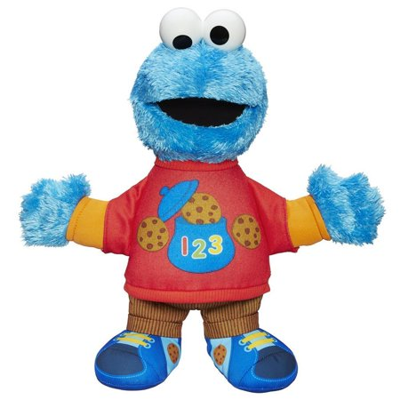Sesame Street Talking 123 Cookie - Cookie Monster Outfit