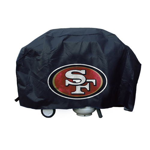 San Francisco 49'ers Deluxe Grill Cover