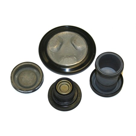 AODE 4R70W 4R70W Transmission Servo Piston Kit Set Bonded 1-2 2-3 cover reverse By Wellington Parts Corp Ship from US