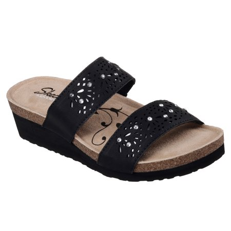 0f20dd81ab58 Skechers - Skechers Women s TROOS-SKITTER Sandals - Walmart.com
