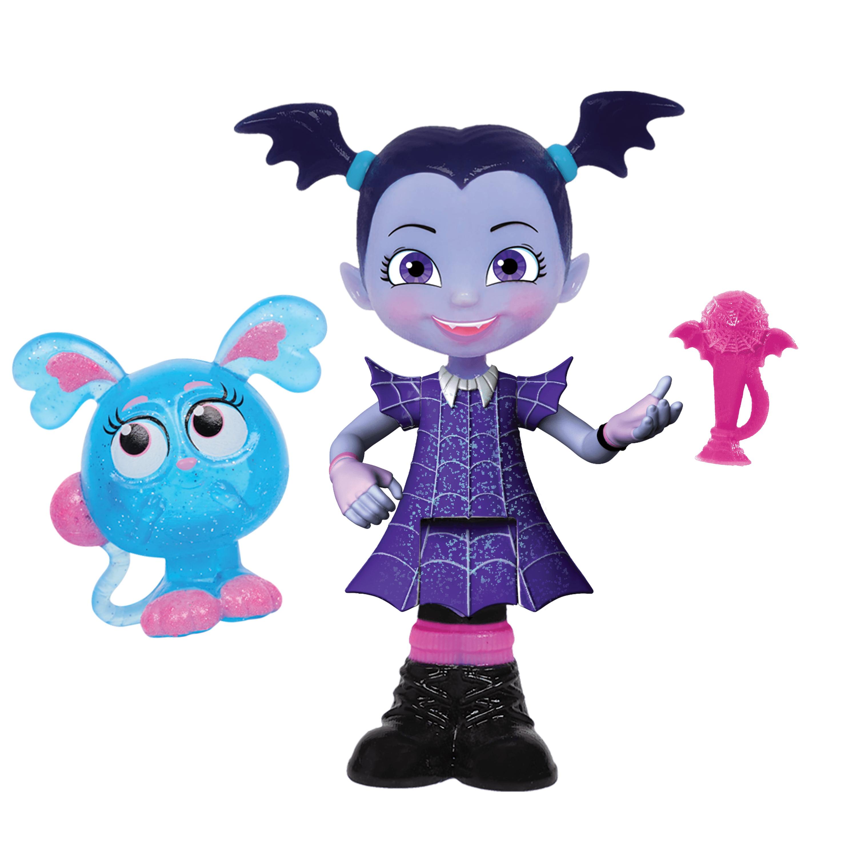Vampirina Best Ghoul Friends Set Rocker Vee Buttons Walmart Com