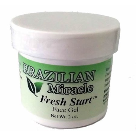 BRAZILIAN MIRACLE FRESH START INSTANT EYE WRINKLE REMOVER ALOE CONCENTRATE