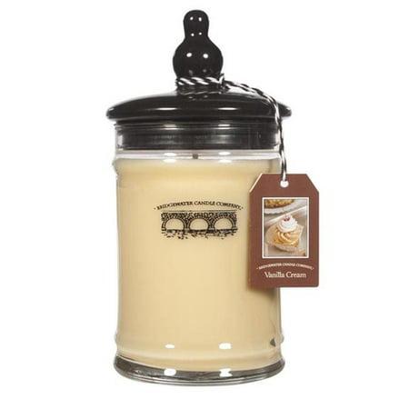 Bridgewater Candle 18 Oz  Jar   Vanilla Cream