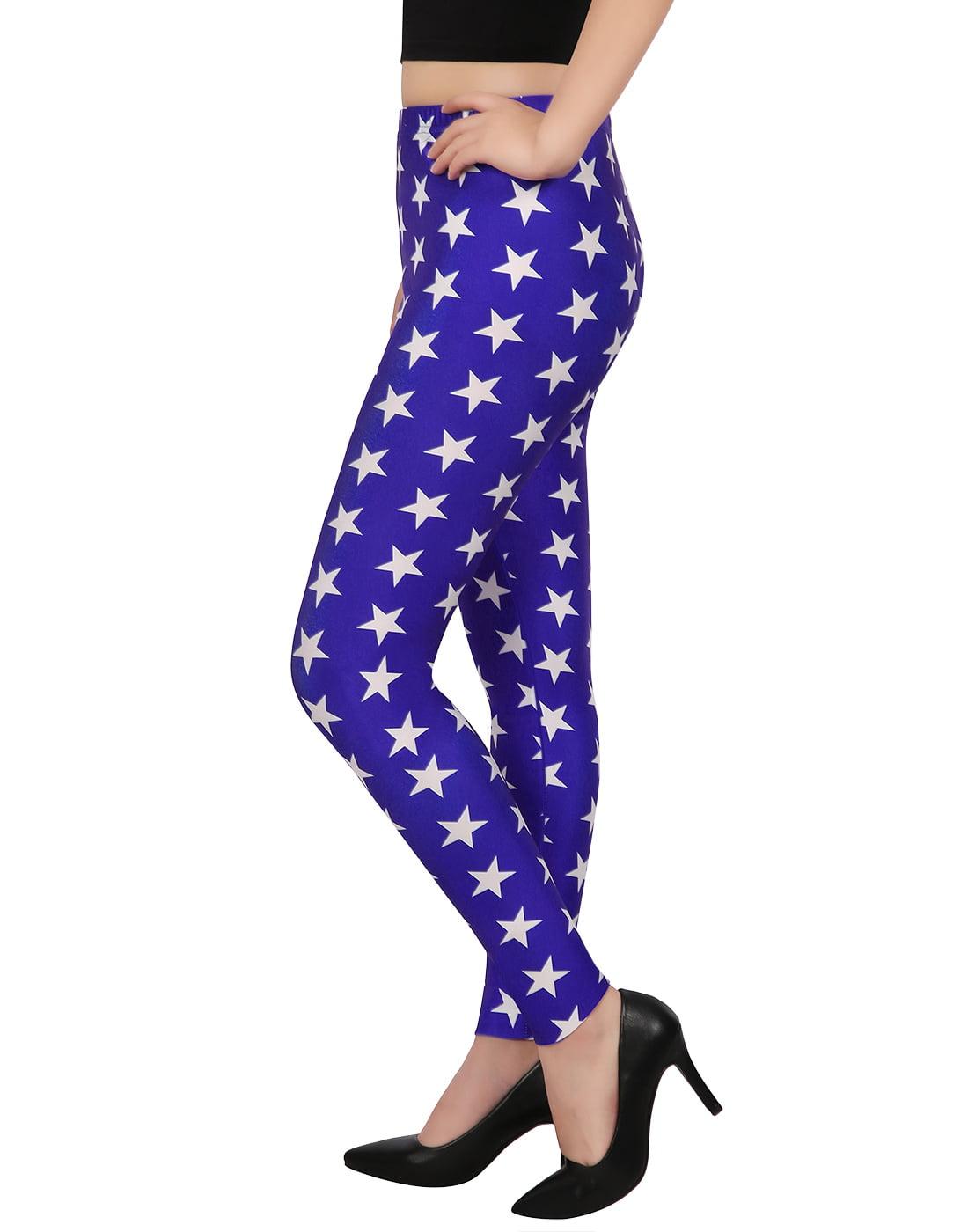 a98568266d16ad HDE - HDE Saint Patricks Day Leggings for Women St Pattys 4 Leaf Clover  Shamrock Pants - Small - Walmart.com