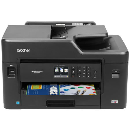 Brother MFC-J5330DW All-in-One Color Inkjet Printer, Wireless Connectivity and Automatic Duplex