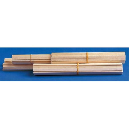 Alvin Balsa Wood Strips 1/16 x 1/8