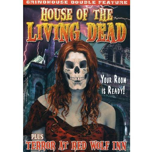 Grindhouse Double Feature: House Of The Living Dead (1973) / Terror At The Red Wolf Inn (1972)